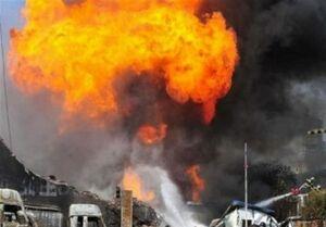 وقوع یک انفجار شدید در پایتخت سوئد
