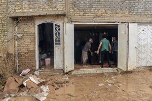 شست و شوی رایگان فرش منازل سیلزده