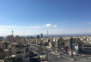 هوای پاک امروز تهران
