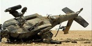سقوط بالگرد نظامی قزاقستان با 13 کشته