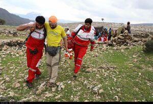 عکس/ نجات گردشگران مفقود شده در دزفول