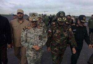 رئیس ستادکل نیروهای مسلح وارد گلستان شد