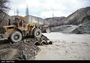 جدیدترین تصاویر از مناطق سیلزده خراسان