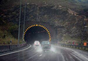 کدام جادهها بارانی است؟