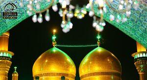 تصویر قدیمی حرم امامین کاظمین (ع)