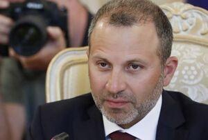 وزیر خارجه لبنان