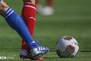 برگزاری مسابقات فوتبال از ۲۲ خرداد