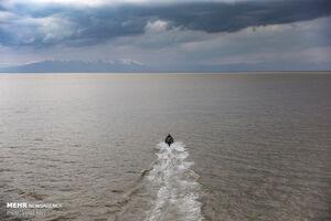 روزهای خوش دریاچه ارومیه