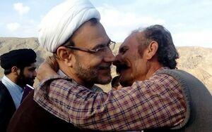 ورود یک امام جمعه به دل عشایر +عکس
