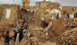 سیل ویرانگر در افغانستان