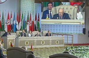 آغاز اجلاس سران عرب با لفاظی شاه سعودی علیه ایران