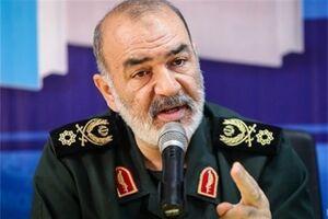 دستور فرمانده سپاه برای گسیل فوری امکانات به مناطق سیلزده