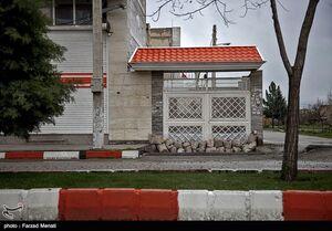 عکس/  پیشگیری مردم کرمانشاه از خسارات وقوع احتمالی سیل