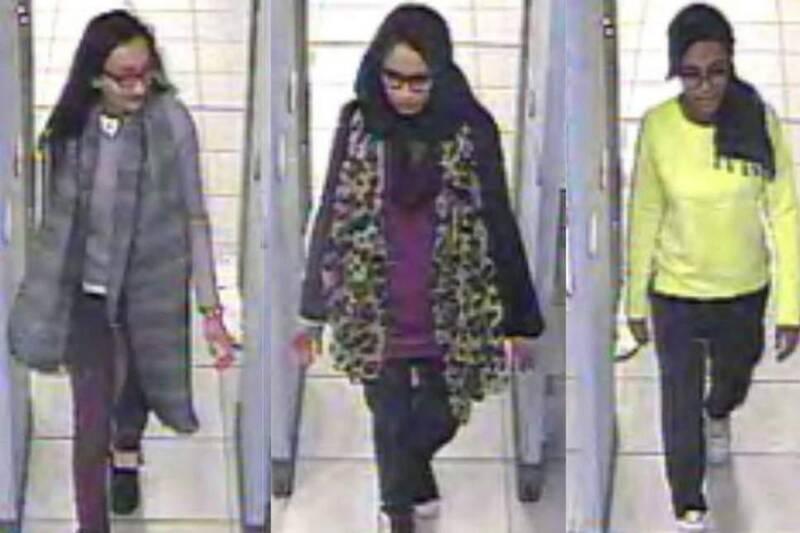 سرنوشت نامشخص عروسهای داعش؛ دختران غربی که فریب داعش را خوردند
