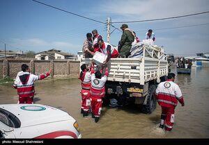 آخرین اقدامات سازمان امداد در ۲۳ استان درگیر سیل