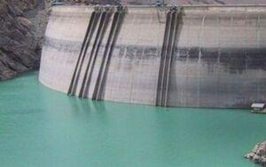 فیلم/ رهاسازی آب سد کوثر در یاسوج