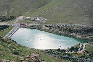 فیلم/ دریاچه سد گاوازنگ زنجان پرآب شد