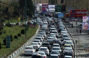 ترافیک بسیار سنگین محورهای خروجی گیلان