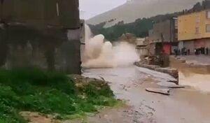 منافقین نجف آباد را هم صاحب رودخانه کردند +عکس