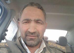عکس/ چهره خاک گرفته مامور پلیس