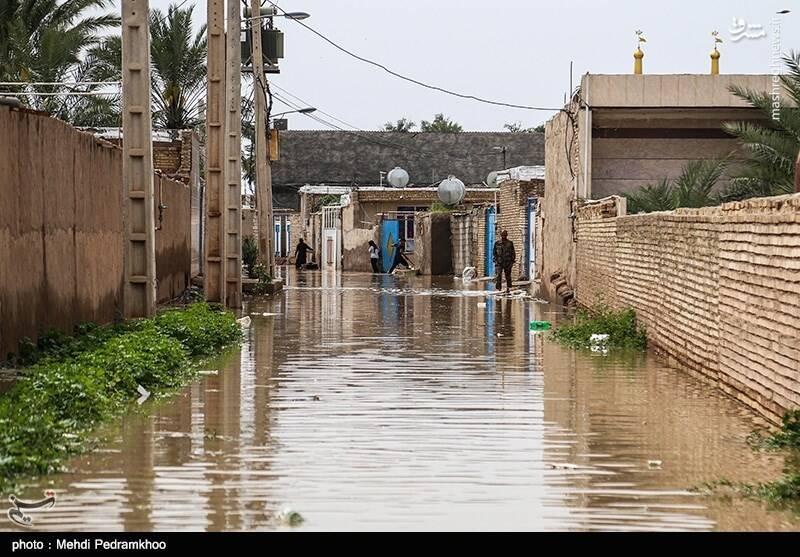 دستور تخلیه ۱۴ روستای حاشیه کرخه و دز در اهواز + جزئیات