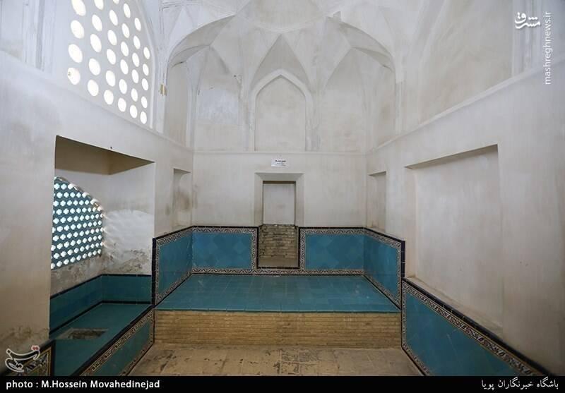 حمام قاجاری