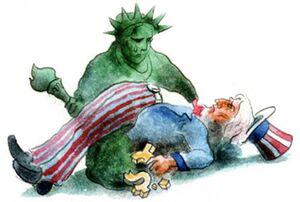 افول آمریکا - نمایه