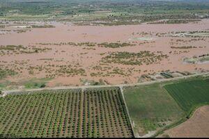 میزان خسارت سیل به بخش کشاورزی ۱۲ استان +جدول