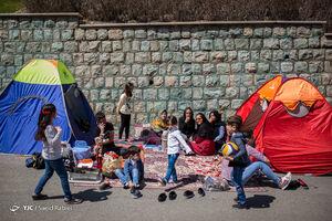 فیلم/ فرمانده سپاه تهران: حضور مردم در پارکها نگران کننده است
