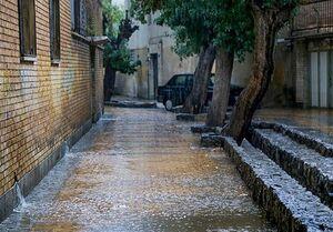 آبان ماه؛ بارش باران رکورد میزند