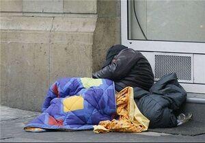 معضل بیخانمانها در فرانسه