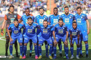اعلام اسامی بازیکنان استقلال برای دیدار با الهلال