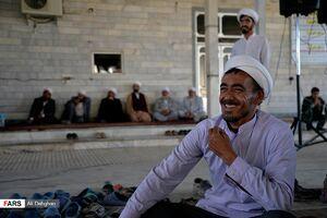 عکس/ جشن عید مبعث در «آققلا»
