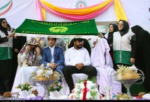 عکس/ اقدامی جالب برای زوج های گلستانی