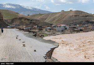کاهش حجم آب در بسیاری از مناطق سیلزده کشور