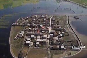 فیلم/ مردمی که سیل را به روستایشان راه ندادند!