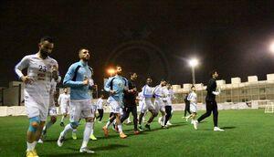 اولین تمرین آبی پوشان در قطر/ استقلالیها هندبالیست شدند