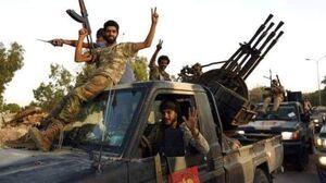 آخرین تحولات میدانی پایتخت لیبی/ نیروهای تحت فرمان «ژنرال حفتر» به دروازه جنوبی شهر طرابلس رسیدند + نقشه میدانی و عکس