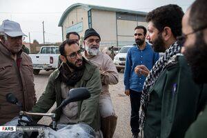 عکس/ امداد رسانی به مناطق سیل زده پلدختر