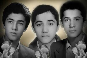 شهیدان حسینجانی