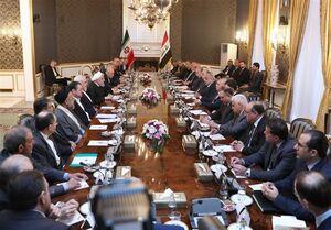 توسعه روابط و همکاریهای ایران و عراق در راستای منافع دو ملت است/ دو دولت در مسیر گسترش بیش از پیش روابط تجاری و اقتصادی تهران-بغداد جدیت دارند/ تاکید دو کشور برای آغاز عملیات لایروبی اروند بعد از ماه رمضان