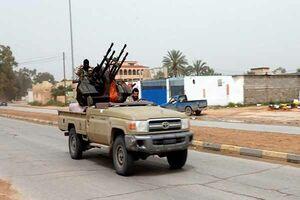 فرودگاه طرابلس به کنترل نیروهای حفتر درآمد