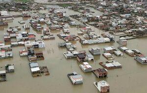 فیلم/ جزئیات امدادرسانی در مناطق سیل زده