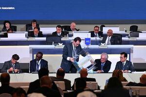 ناکامی بزرگ امارات در انتخابات AFC