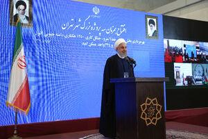 فیلم/ دلیل روحانی برای افزایش قیمت دلار!