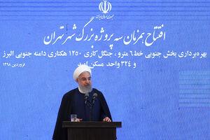 فیلم/ پاسخ روحانی به انتقاد هاشمی از دولت