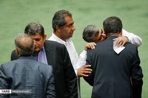 اولین جلسه مجلس شورای اسلامی در سال