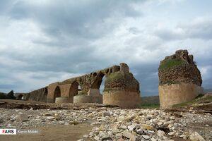 عکس/ خسارت سیل در روستاهای «شاهیوند»