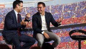 فیلم/ صحبتهای رییس بارسلونا درباره بازگشت ژاوی
