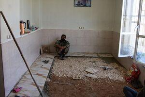 بازسازی خانههای سیل زده شیراز توسط جهادگران +عکس